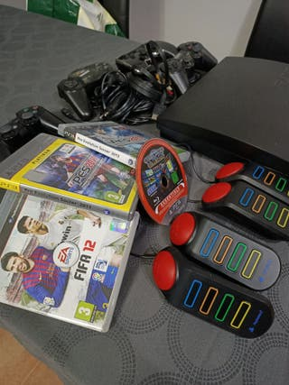 pack consolas ps2 y ps3