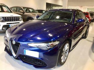 ALFA ROMEO Giulia 2.2 Diesel Veloce Q4 Aut. 210