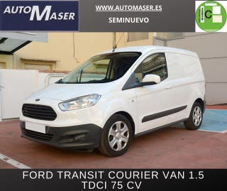 Ford Transit Courier Van 1.5 TDCI Trend 56 kW (75 CV)