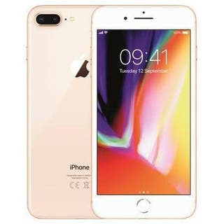 Iphone 8plus dorado nuevo a estrenar 2