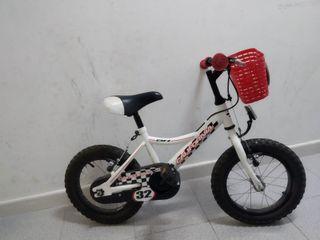 Bicicleta BH 14 pulgadas