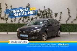 Opel Astra 1.4 Turbo 110kW Innovation ST