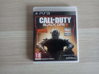 Call of Duty Black Ops III para Ps3.