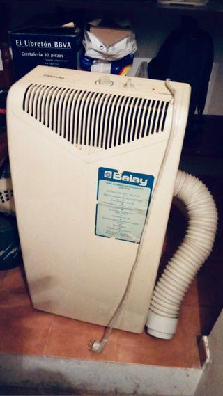 Aire acondicionado, deshumificador y purificador