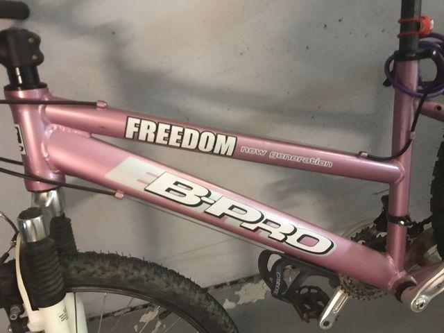 Bicicleta MB mujer