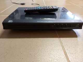 DVD portátil con puerto usb