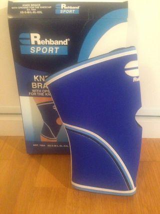 Rodillera Rehband talla S