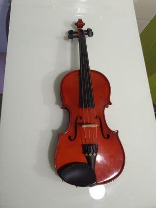 """Viola 14"""" o 4/4 con funda en perfecto estado"""