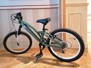 Bici infantil de museo