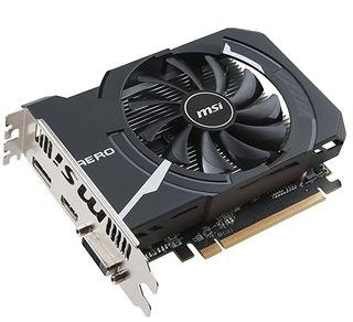 Tarjeta Gráfica MSI Radeon RX 560 4G OC