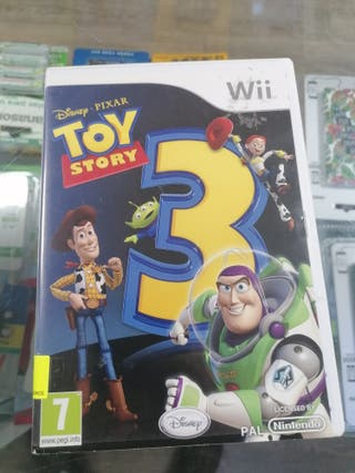 JUEGO WII TOY STORY GARANTIA!!!
