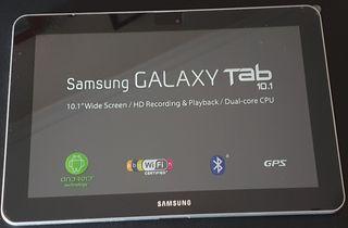 Tablet Samsung Galaxy Tab 10.1 3G-WiFi 16GB