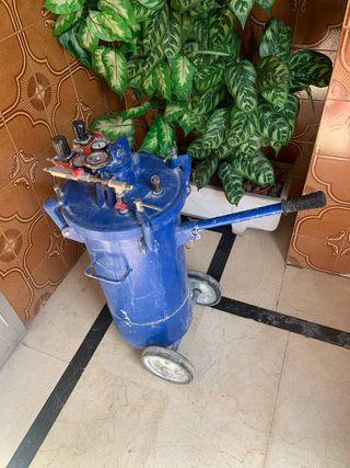 Máquina de gotele