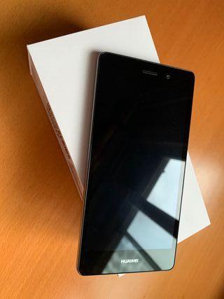 Huawei p8 lite nuevo + funda rídiga