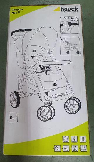 carrito de bb hauck shopper neo 2