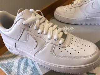 Zapatillas Nike Air Force 1 blancas a estrenar!