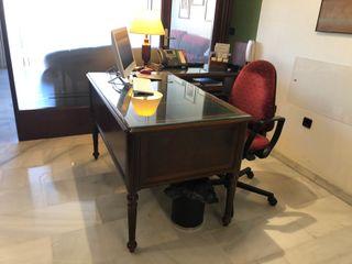 Conjunto escritorios despacho