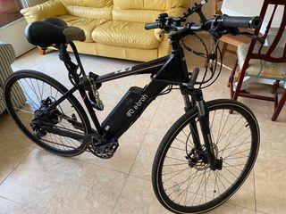 "Bicicleta eléctrica cierzo 28"""