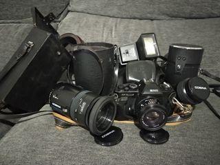 kit fotografía