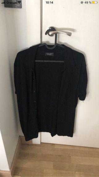 Camisa manga corta Zara