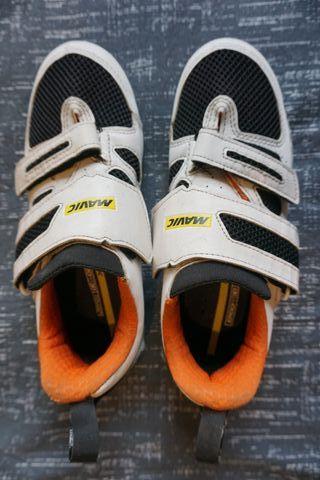Zapatillas de ciclismo para triatlon