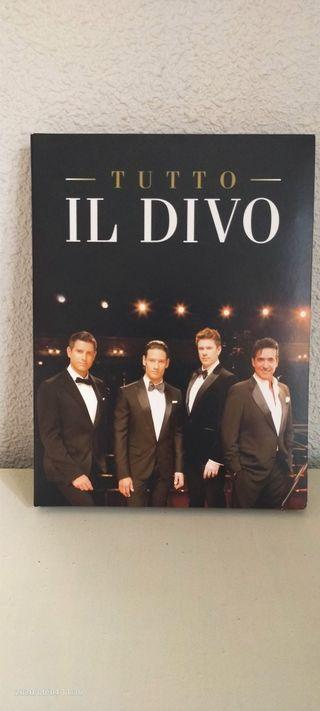 3 CD IL DIVO