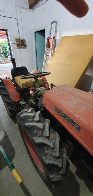 Motocultor agria 9900E + rotavator + aperos extra