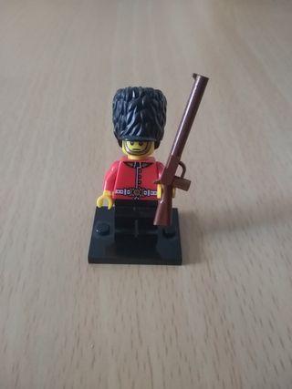 Lego minifigures serie 5 soldado
