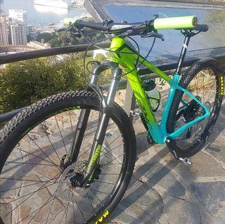 bici orbea carbono
