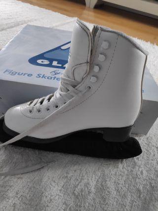 patines de hielo Jackson Glacier 350