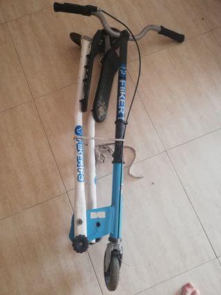 patinete de 3 ruedas