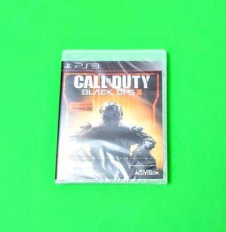 Call of Duty: Black Ops 3 PRECINTADO / PS3