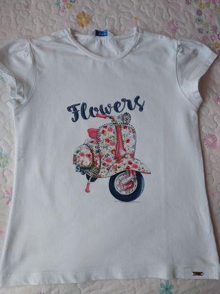 Camiseta Mayoral moto impecable