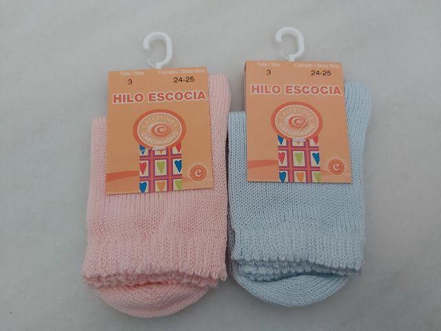 Lote de calcetines, dos pares