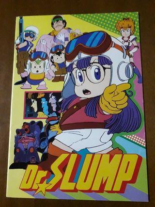 Doctor Slump panfleto cine