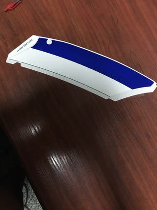 Pegatina adhesivo Honda CBR 600RR