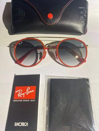 Gafas de sol RayBan FERRARI originales