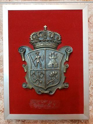 cuadro escudo Reinosa