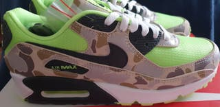 Nike Air max 90 Green Camo 42 EU