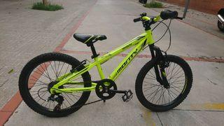 "Bicicleta infantil Monty KYS 20 """
