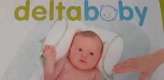 Nido de baño para bebés