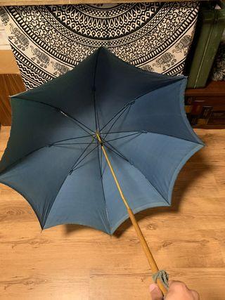 Paraguas Sombrilla Vintage coleccionismo