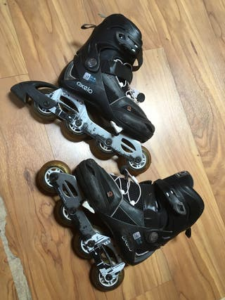 Patines oxelo abec 5