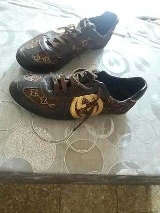 zapatillas gucci 37