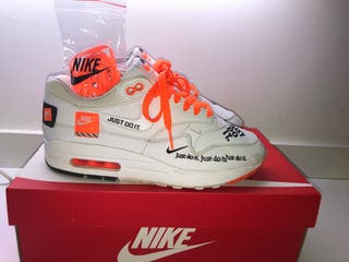 """Air Max 1 """"just do it"""" pack"""