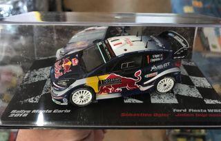 Ford Fiesta WRC Ogier 1/43