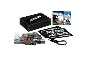 Fast and Furious 5 bluray Edición Limitada