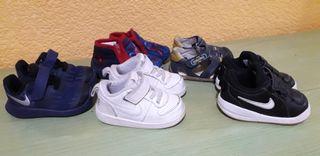 ¡LOTE Zapatillas bebé!