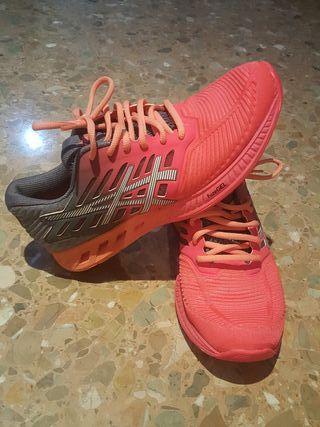 zapatillas running chica