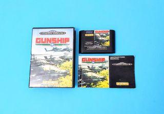 Gunship / Mega Drive